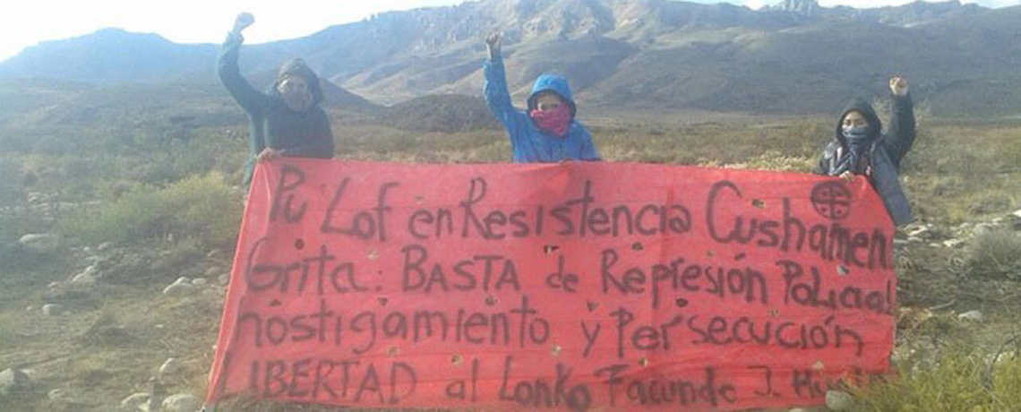 Argentina's Mapuche Community Stands Up to Benetton in Struggle for Ancestral Lands