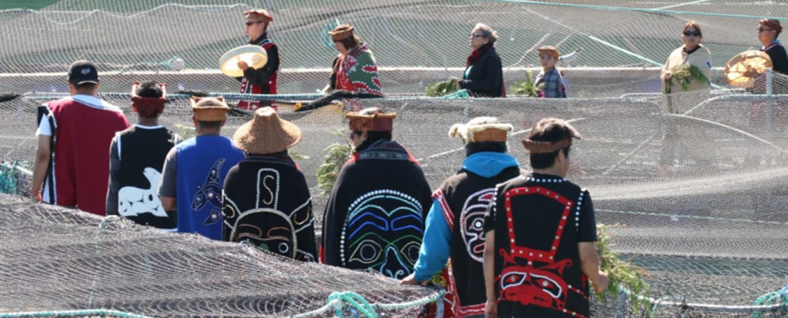 First Nations Hand Eviction Notices to Fish Farms