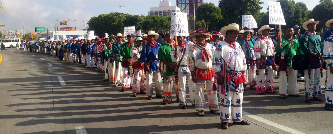 Wixarika Take A Stand: An Indigenous Community Gears Up To Take Back Their Land From Mexican Ranchers